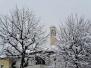 Immagini  e curiosità dell'ultima nevicata a Monte Marenzo (06-02-2015) - foto Polisportiva Monte Marenzo