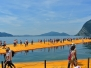 Un sogno dorato: The Floating Piers foto di Chiara Burini - 21 Giugno 2016