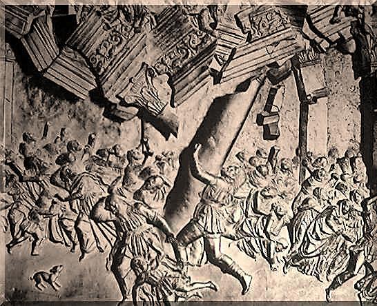 """Risultati immagini per Sion: """"Muoia sansone con tutti i filistei..."""""""