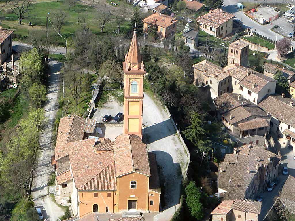 Savignano sul Panaro - Chiesa della Beata Vergine Assunta