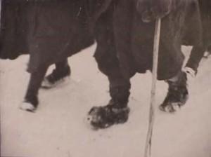 calzature contro il gelo