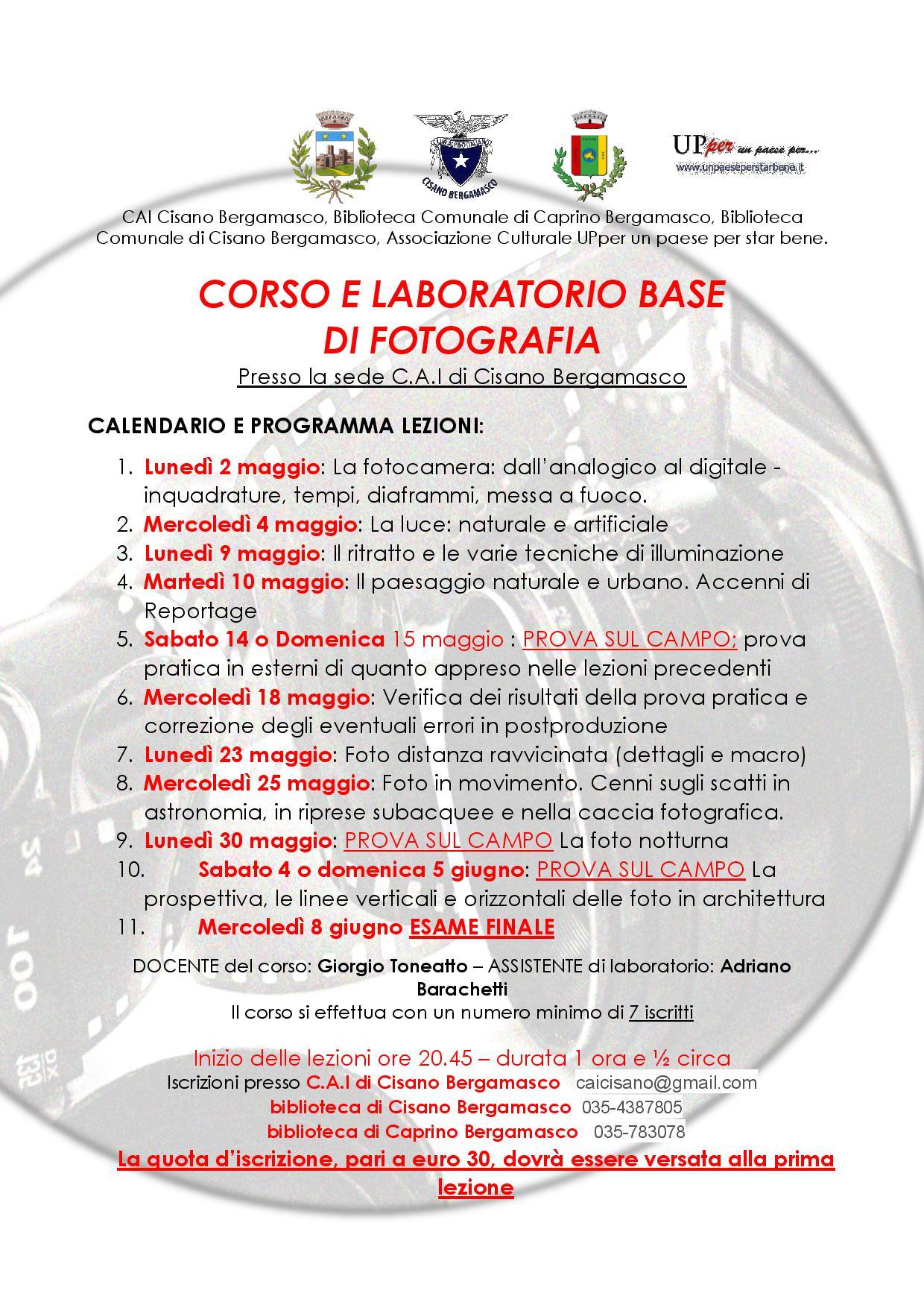 CORSO FOTOGRAFIA CISANO DEFINITIVO-page-001