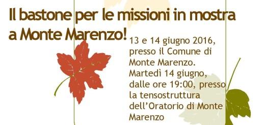 Il bastone per le missioni in mostra a Monte Marenzo-page-001 (1)b