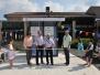 Inaugurazione casetta dell'acqua (13.08.2011)