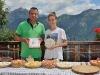 Il casaro Gabriele Invernizzi di Pasturo