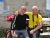 Alberto Benini  (Appassionato di storia dell'alpinismo) e Mauro Lanfranchi (Fotografo)