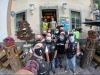 065 MASSIMO  CASCHI con il gruppo Friends on the Road, a Branzi