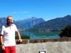 078  RAFFAELE STRANIERO  Da Oggiono, con vista sul lago...