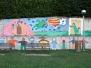Murales al campo giochi (8.10.2011) - Foto di Adriano Barachetti
