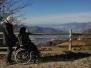 Carenno, sentiero accessibile ai disabili. Foto di Giorgio e Angelo Gandolfi